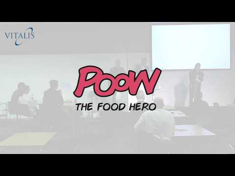 POOW The Food Hero - Björn Cronzell