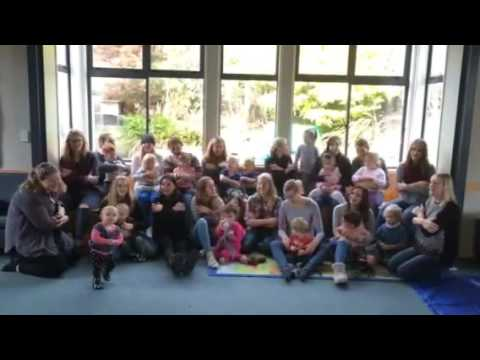 Culture sharing at Au Pair Link in Waikato