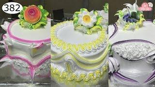 chocolate cake decorating bettercreme vanilla (382) Học Làm Bánh Kem Đơn Giản Đẹp - Tỏng hợp (382)