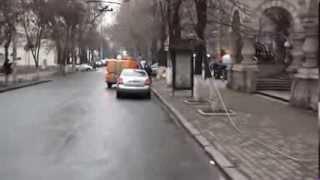 Poliția vine cu girofarul pornit după agheasmă