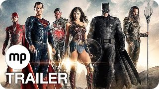 Justice League - Deutscher Trail HD
