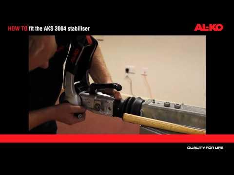 AL-KO AKS 3004 Caravan / Trailer Stabiliser