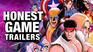 MARVEL vs. CAPCOM (Honest Game Trailers)
