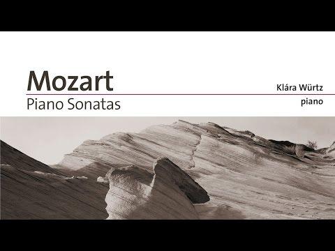 Mozart: Complete Piano Sonatas (Full Album) played by Klára Würtz