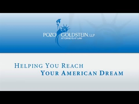 http://www.PozoGoldsteinNY.com - 888-744-7980  Attorney Steven A. Goldstein talks about his experience as a former U.S. immigration prosecutor and how this experience has assisted him provide numerous clients with the representation...