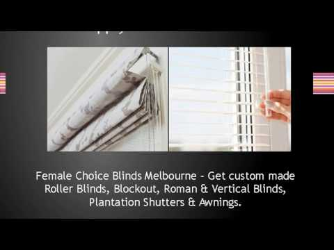 Blinds Supply Installations Melbourne