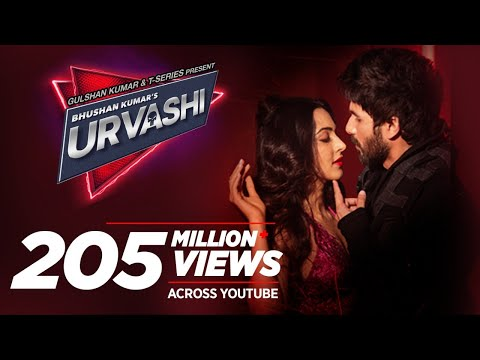 Urvashi Video | Shahid Kapoor | Kiara Advani | Yo Yo Honey Singh | Bhushan Kumar | DirectorGifty