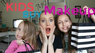 My Kids Buy My Makeup | Sephora