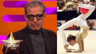 Jeff Goldblum's Wife is a CONTORTIONIST! | The Graham Norton Show