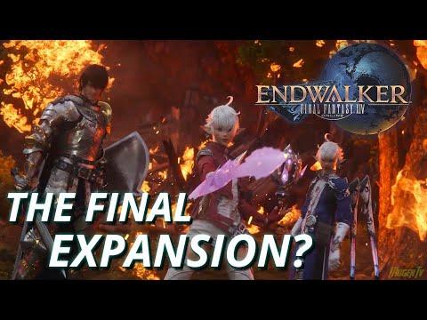 Final Fantasy 14 Endwalker Expansion raises many questions
