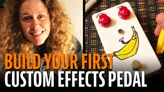 Watch the Trade Secrets Video, Build Your First Custom Effects Pedal