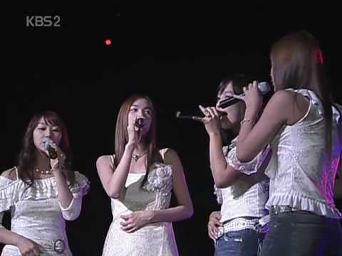 [2005.07.01] CSJH The Grace - Faith (Acapella) + Talk + Too Good (KBS Yoon Do Hyun)