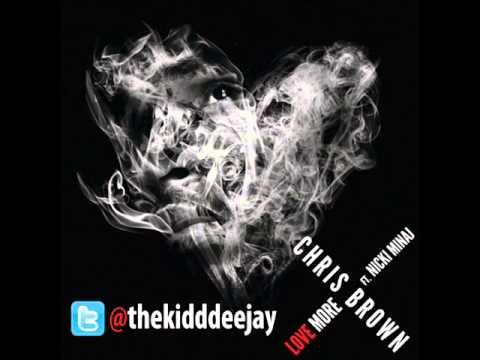 Baixar Chris Brown ft. Nicki Minaj - Love More [Clean] 2013