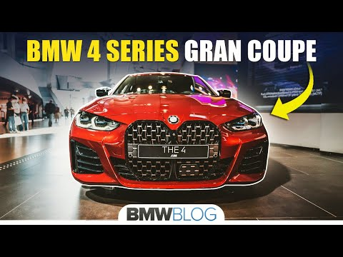 2021 BMW 4 Series Gran Coupe - The Most Stylish 4 Series Today?