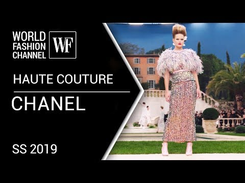 CHANEL HAUTE COUTURE SPRING-SUMMER 2019