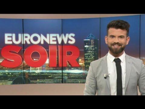 Euronews Soir : l'actualité du jeudi 17 octobre 2019