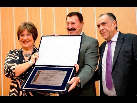 """Bigucci recebe título de """"Cidadão Sulsancaetanense"""""""