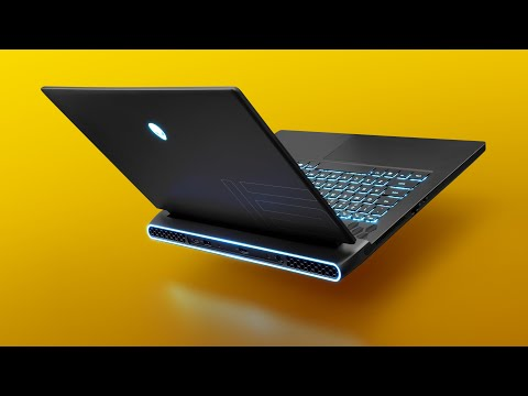 The NEW Alienware R5/R6 Gaming Laptops