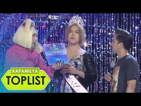Kapamilya Toplist: 10 winning answers of the first-ever Miss Q & A 2019 Czedy Rodriguez