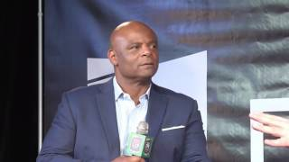 Warren Moon at CFL Week 2017