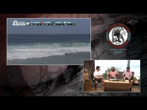 Sustainability at the Volcom Pipe Pro - Pipeline, North Shore, Oahu
