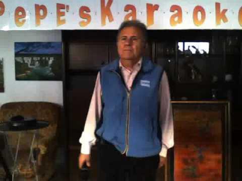 La canción del mariachi - Kantada por PEPESKARAOKE