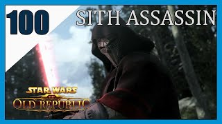 Sowing Discord - Star Wars: The Old Republic. Let's Play. Sith Assassin Part 100