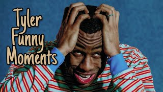 Tyler, The Creator Best/Funny Moments Pt 2