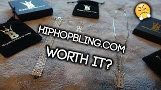 Hip Hop Bling Jewelry Review! | Is it worth it?