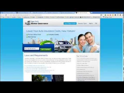NYS Car Insurance Quotes, Requirements and Laws