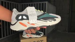 INTRO & UNBOXING ADIDAS YEEZY BOOST WAVE RUNNER 700