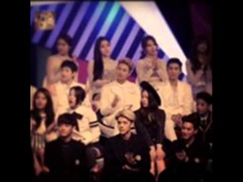 exo sehun and fx krystal(sestal) 2014 moments