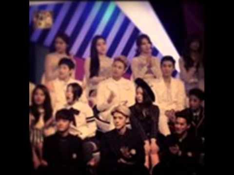 exo sehun and fx krystal(sestal) 2014 moments