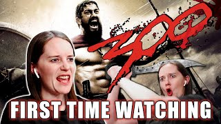 FIRST TIME WATCHING | 300 (2006) | Movie Reaction | Woman with Spartan Blood Watches 300!