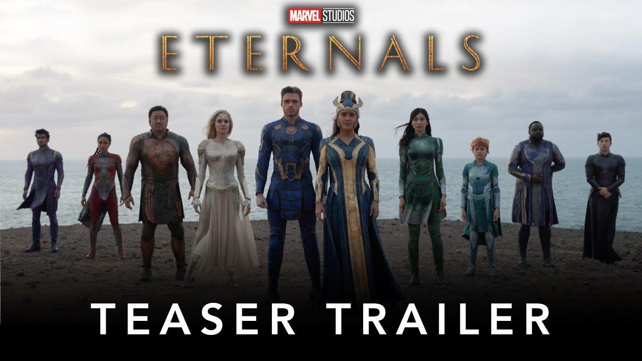 Trailer de Eternals
