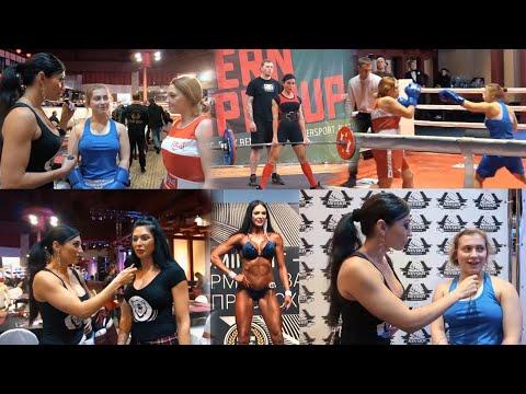 Женский бокс или как сбросить 7 кг за 4 дня!