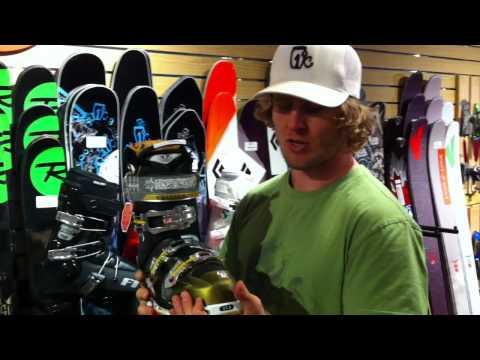 bentgate.com presents Tecnica Cochise and Bodacious Ski Boots Intro