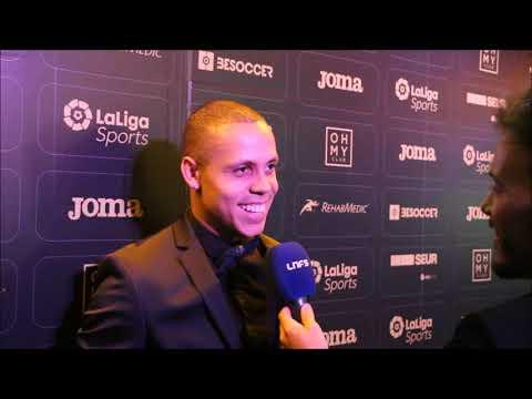 #GalaLNFS30 | Ferrao: Estoy muy contento por todos los premios