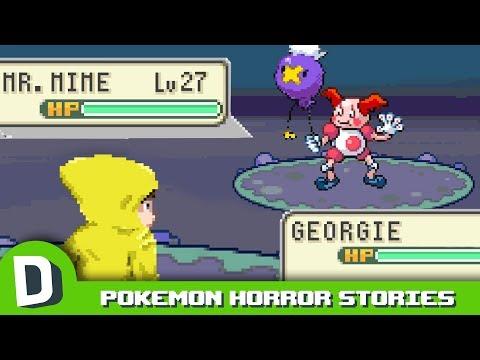 Pokemon Horror Stories (Shuckle's Spooky Tales)
