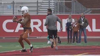 Texas, Utah make final preparations for Alamo Bowl