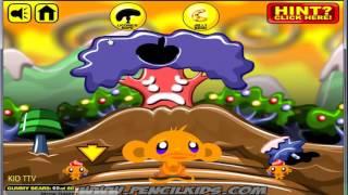Chú khỉ buồn 18: Tìm kẹo - Monkey GO Happy 18 Candy