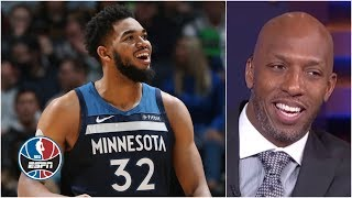 Chauncey Billups responds to rumors he'll be taking Timberwolves job | NBA Coutndown