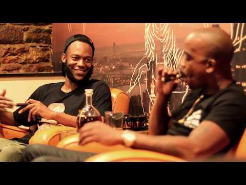 Cigar Talk: Tr3yway 1st interview!! How Tekashi 6ix9ine got on, trolling, beef with YG, & more