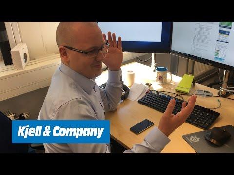 Kjell-TV - Otekniska bedragare försöker lura oss