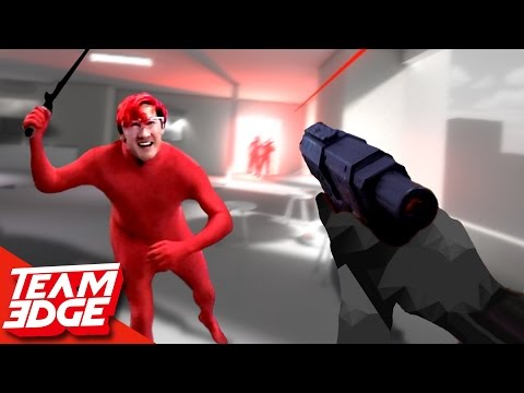 SUPERHOT In Real Life! | Ft. Markiplier
