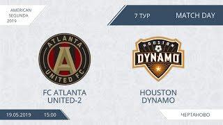 AFL19. America. Segunda. Day 7. FC Atlanta United-2 - Houston Dynamo.