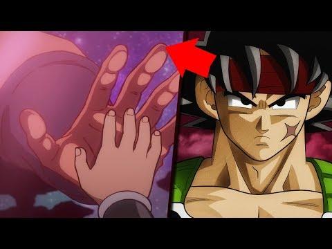 BARDOCK in Dragon Ball Super BROLY!?
