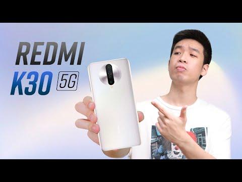 Redmi K30 5G còn hơn 4tr: Snap.765 có thực sự tốt cho anh em