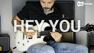 Pink Floyd - Hey You - Electric Guitar Cover by Kfir Ochaion