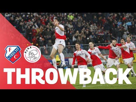 Exact TIEN jaar geleden: Driepunter tegen Ajax!